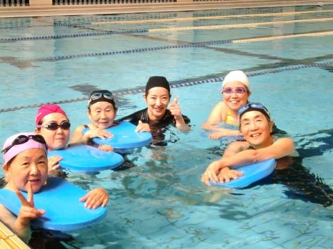 健康ランド須玉水泳