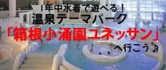 箱根小涌園ユネッサンス
