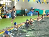 水中運動教室
