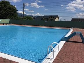 屋外幼児用プール