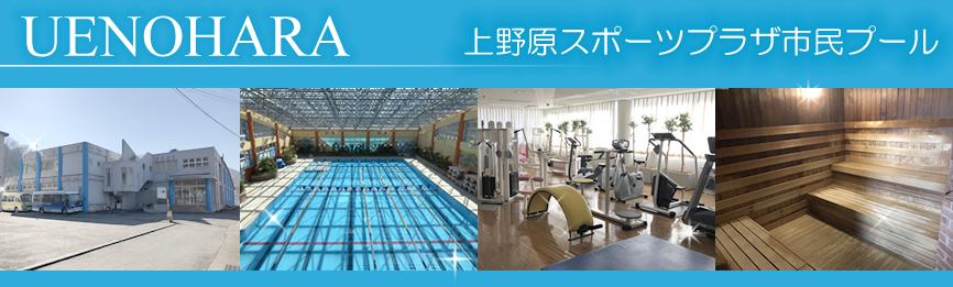 スイミングスクール・スタジオプログラム 上野原スポーツプラザ市民プール