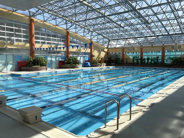 上野原スポーツプラザ市民プール